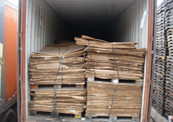 OCC Palletized